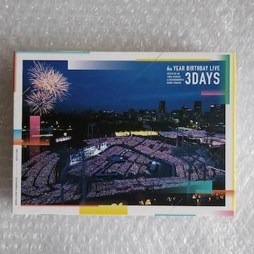 Blu-ray 乃木坂46/6th YEAR BIRTHDAY LIVE バスラ 完全版