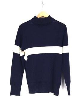 BEAMS+(ビームスプラス)シームレスナバルセーターニット・セーター