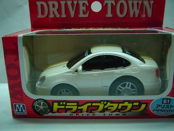 ドライブタウン・プルバックカー・トヨタアリストARISTO白