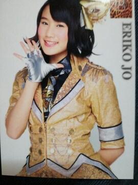 「なにわのジョー城恵理子を筆頭に「NMB48トレカ」48枚