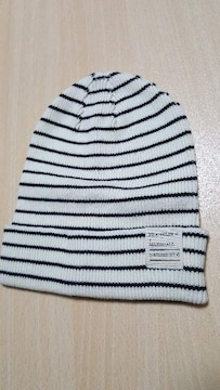 正規品FRANKLIN&MARSHALLのニット帽★オールシーズン★新品