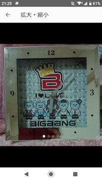 BIGBANG掛け時計置時計ビッグバンビッベンビッペン