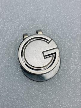 N292 GUCCI グッチ マネークリップ Gマーク