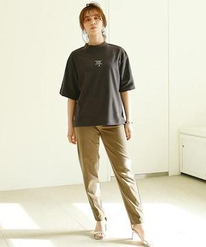 KANGOL ロゴ刺繍入りストレッチスキニーパンツ 新品