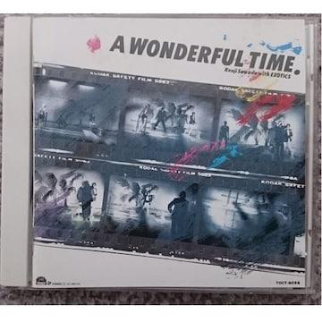 KF  沢田研二  A WONDERFUL TIME