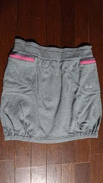 Barbie  グレー ミニスカート サイズ 1(150)