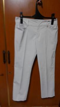 �H 白っぽいパンツ