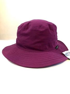 mont-bell■ブーニーハット■UVカット■モンベル■未使用■紫
