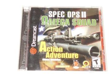 DC★SPEC OPS 2 OMEGA SQUAD 海外版