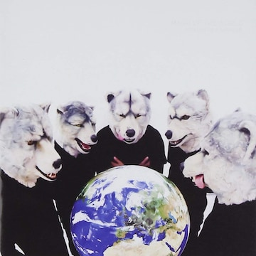 MAN WITH A MISSIONマンウィズ 「MASH UP THE WORLD」ニルバーナ