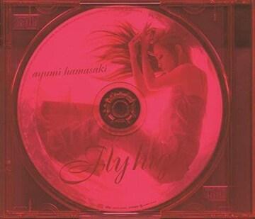 浜崎あゆみ/Fly high(CD)