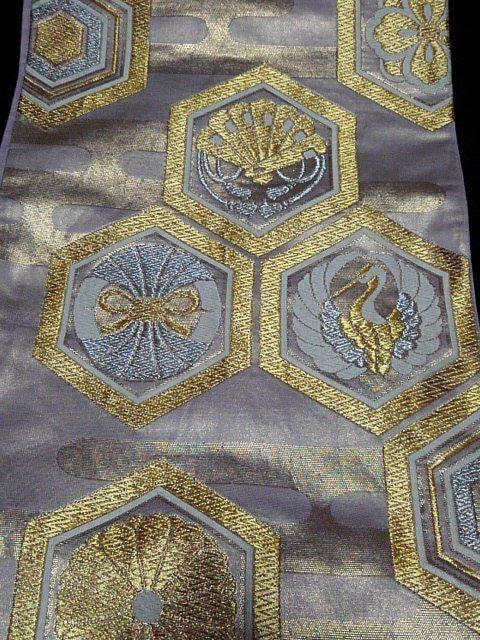 素敵な袋帯 31×412