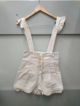 LIZ LISA☆サスペンダーパンツ