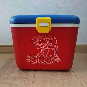 ミキハウス クーラーボックス 未使用