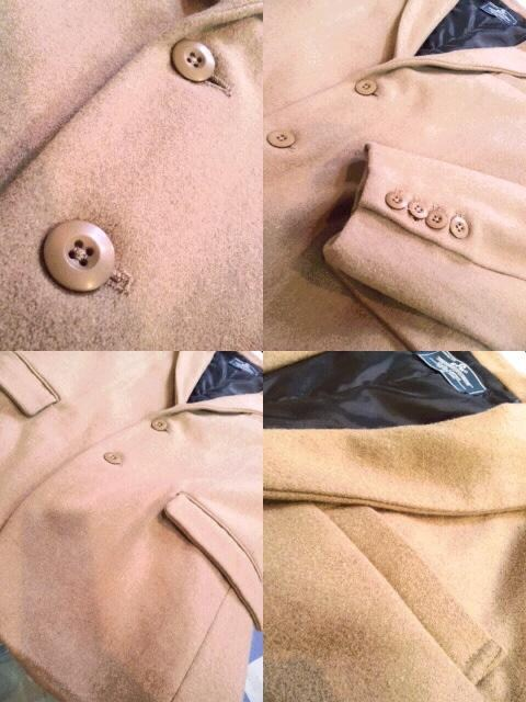 grn■ウールテーラードジャケット■ジーアールエヌ■ブラウン < 男性ファッションの