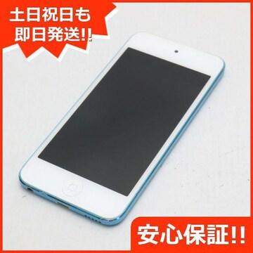 ●安心保証●良品中古●iPod touch 第5世代 32GB ブルー●