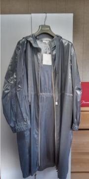 新品ワールド高級ライン ビルダジュール薄手素敵コート97900円