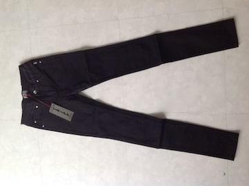 トリップ NYC ブラックスキニー 新品 0サイズ