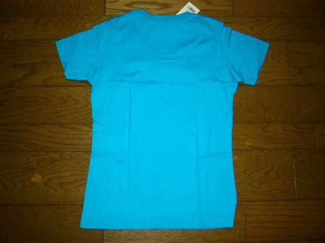 新品GOLD 24karats Diggersカレッジ系TシャツXS青カラッツEXILE < ブランドの