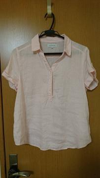 LL / ピンクシャツ