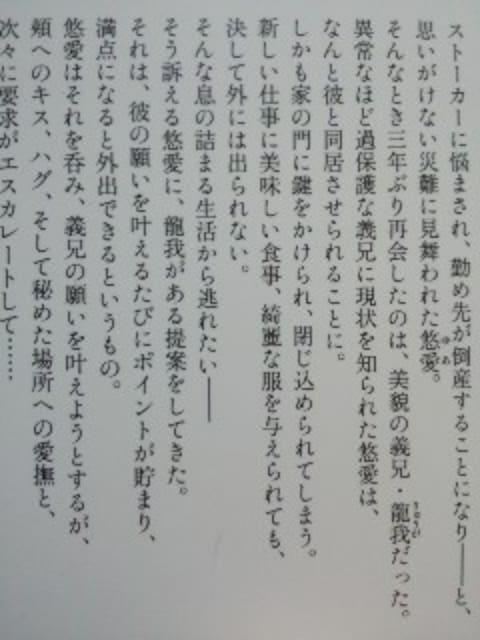 エタニティブックス/沖田弥子/愛に溺れる籠の鳥〜悪辣な義兄の執愛