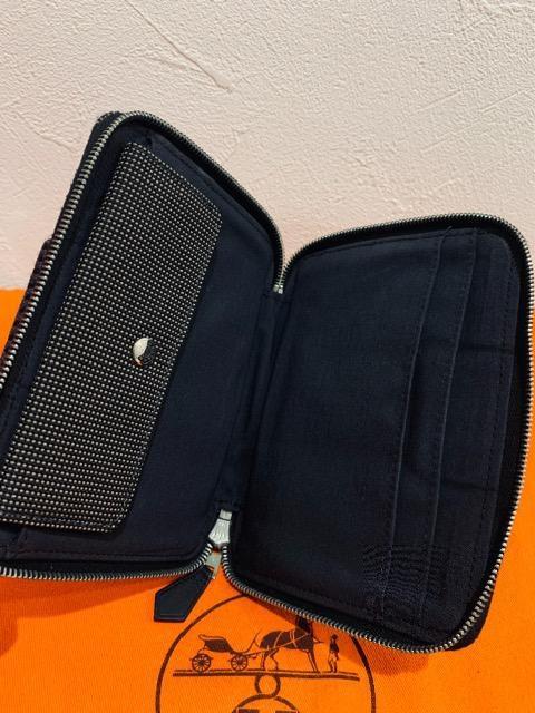 ◆正規品◆ 新品同様 ◆ エルメス エールライン 財布