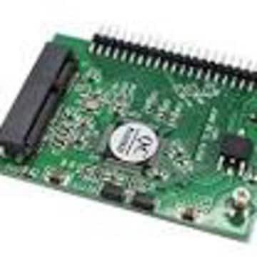 mSATA Mini PCI-E SSD → 2.5インチ IDE(