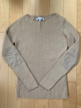 ユニクロ イネス リブボートネックセーター