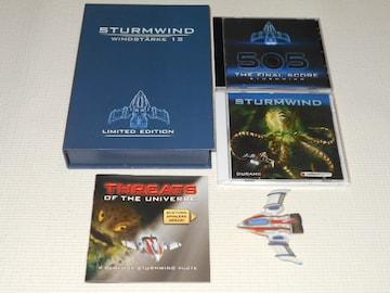DC★STURMWIND WINDSTARKE 12 LIMITED EDITION 海外版