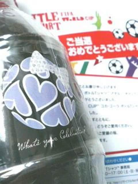 【レア】当選!!益若つばさ★ボトルTシャツ コカ・コーラ2010など★非売品パンフ < タレントグッズの
