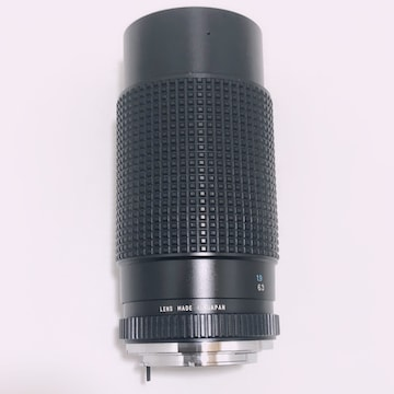 Z194 RMC Tokina 80-200mm 1:4 カメラ ズームレンズ レンズ
