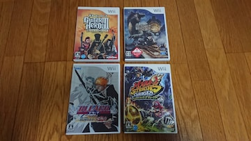 Wii ソフト4セット