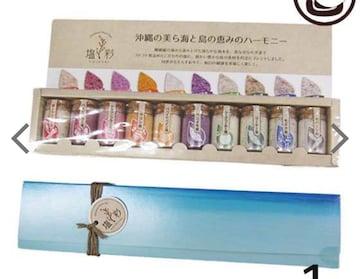 【潮彩】プチボトル 塩5g×10本