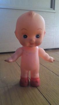 昭和レトロ★キューピー人形★