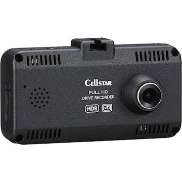 新品 【セルスター】ドライブレコーダー CSD-690FHR