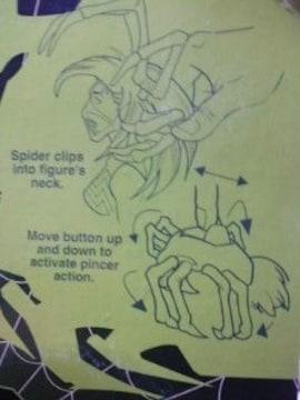 スパイダーマンフィギュア べノムBRIDE OF VENOM