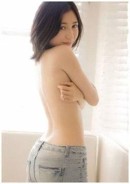 【送料無料】渡辺麻友 限界セクシー写真フォト5枚セット2L判  A