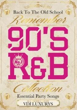 SWEET&Groovy★90年代R&Bオンリー★REMEMBER 90'S R&B