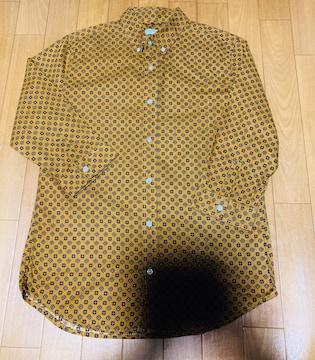 新品 シャツ 七分袖 ワイシャツ ブラウニー Browny  wego ブラウス