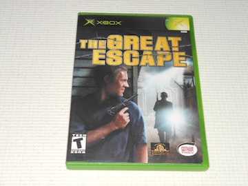 xbox★THE GREAT ESCAPE 海外版