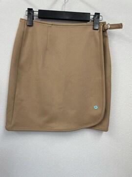 アルバローザ  巻き スカート ロゴ ラップスカート