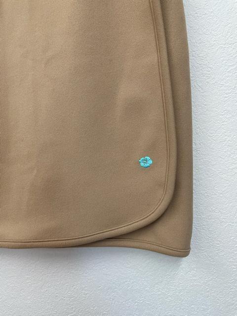 アルバローザ  巻き スカート ロゴ ラップスカート < ブランドの