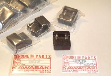 H1D〜F H2A〜C MC1 KM90 KE90 F7 F9 フューズホルダー 絶版新品