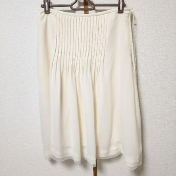 美品 ef-de エフデ スカート