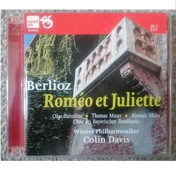 KF ベルリオーズ 劇的交響曲ロミオとジュリエット全曲