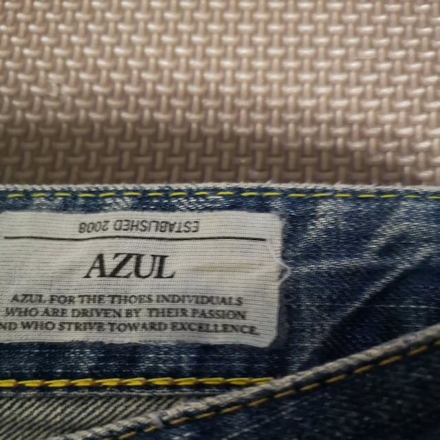 AZULのショートパンツ < ブランドの