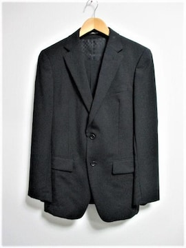 ☆COMME CA MEN コムサメン 3ピース スーツ/メンズ☆ブラック