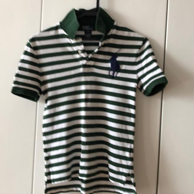 ラルフローレン、ビックポニーポロシャツ。  < ブランドの