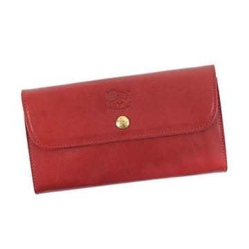 ◆新品本物◆イルビゾンテ 長財布(RED)『C0842』◆
