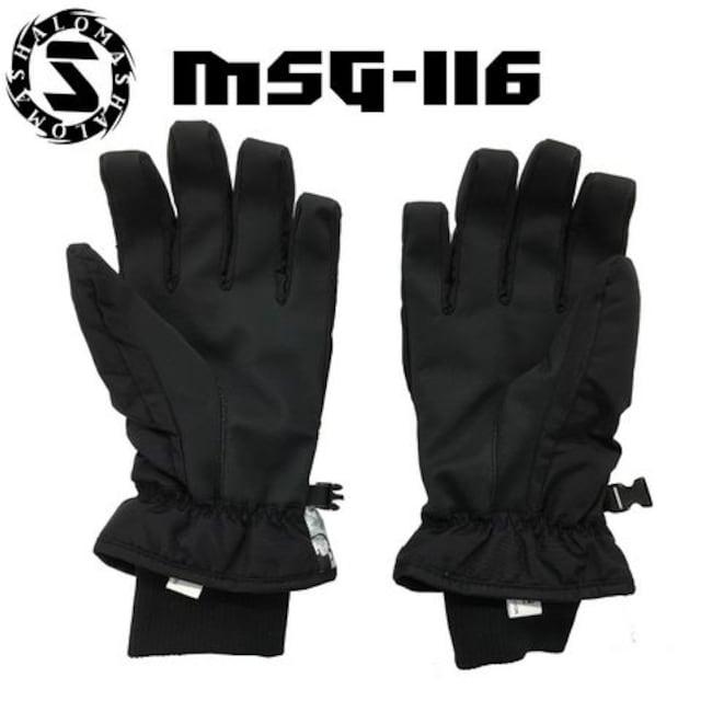 マシャロMASHALO スノーグローブ スキー メンズ MSG-116 WHITE < レジャー/スポーツの